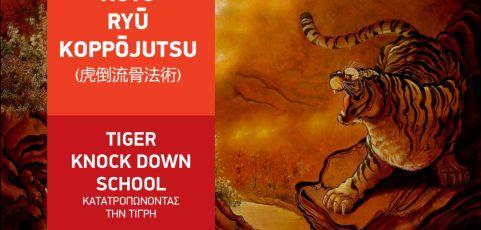 Σεμινάριο Koto ryu-Koppo jutsu με τον δάσκαλο μας Φίλιππο Ματζηρίδη, 20-21 Δεκεμβρίου